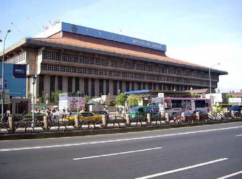 Taipei Main Station-