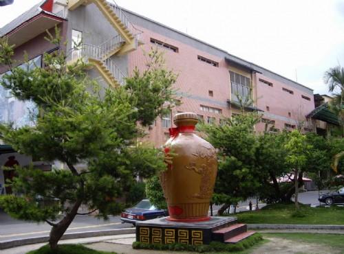 Puli Winery-埔里酒場景觀
