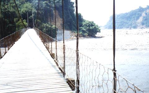 永興吊橋-永興吊橋