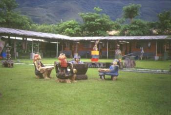 布農族打耳祭-布農部落7