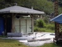 親水公園的溫泉源頭<br/> 攝影:老山羊部落格