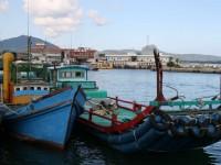 後壁湖漁港全景<br/> 攝影:老山羊部落格