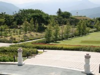庭園景色<br/> 攝影:老山羊部落格