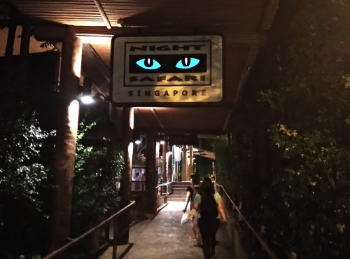 新加坡夜間野生動物園-新加坡夜間野生動物園