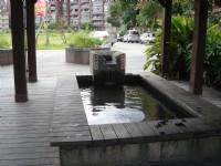 湯圍溝公園泡腳池(第一池)<br/> 攝影:余燕鳳