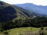 從台14甲望中央山脈北脊<br/> 攝影:老山羊部落格