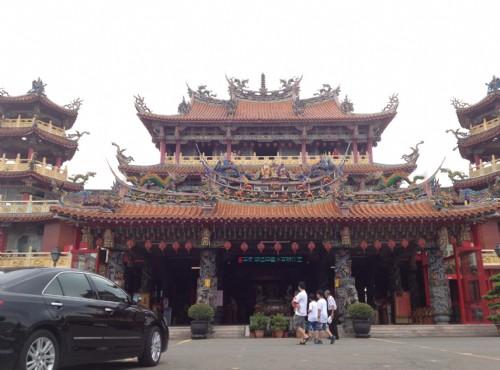 龙潭南天宫