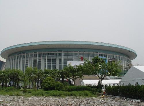 上海八萬人體育館-上海八萬人體育館