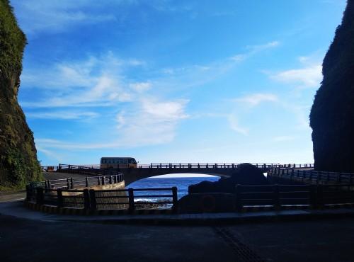 綠島馬蹄橋-綠島馬蹄橋