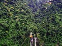 烏來空中纜車<br/> 攝影:老山羊部落格