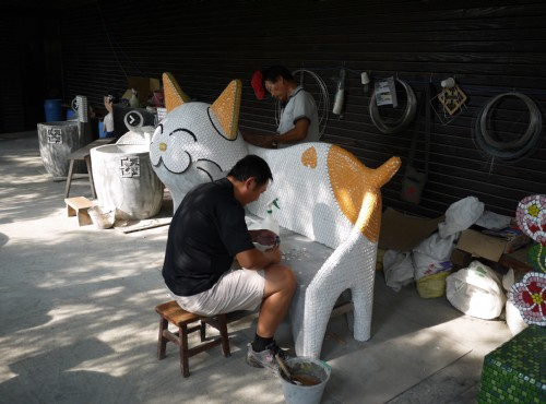 Bantaoyao Crafts Studio of Jiao-Zhi & Chien-Nien