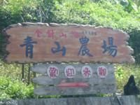 青山休閒農場<br/> 攝影:台東縣政府