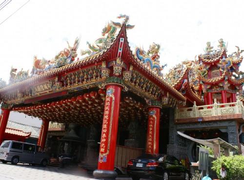 花蓮城隍廟
