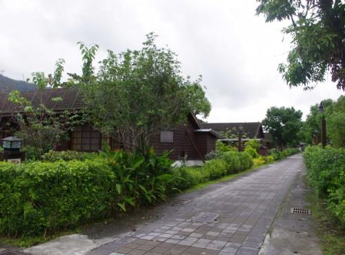 花莲观光糖厂(光复糖厂)-日式宿舍區