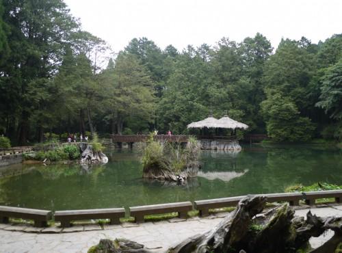 Alishan Forest Recreation Area-201407姊妹潭