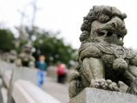 石獅<br/> 攝影:陳銘祥