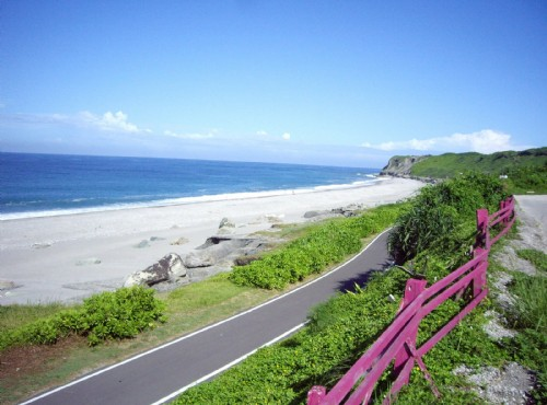 Hualien Haibin Bike Trail