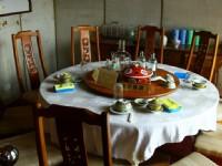 蔣公行館-餐廳<br/> 攝影:簡時強