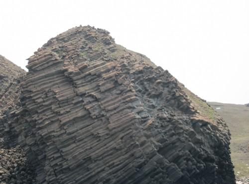 員貝嶼-柱狀玄武岩