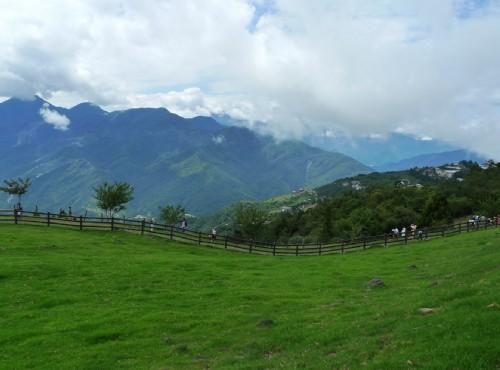 清境農場-觀山牧區