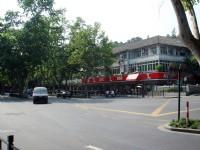 西湖-街上速食店<br/> 攝影:余錫堅