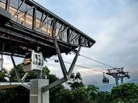 Maokong Gondola - Taipei City List of Attractions - Taiwan