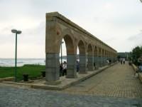 旗津海岸景觀拱門<br/> 攝影:eva隨手拍