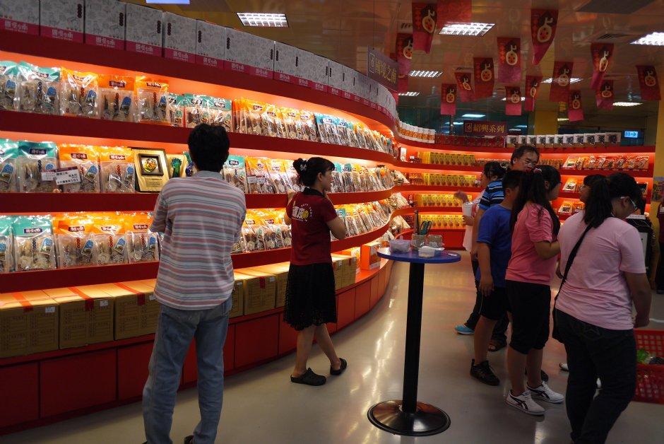 台灣滷味博物館-滷味博物館鐵蛋娃娃