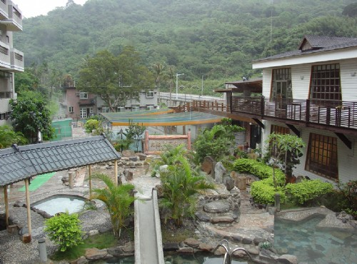 Antong Hot Spring-