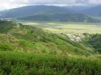 俯瞰玉蘭村落<br/> 攝影:小管