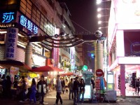 Shinkuchan Commercial District