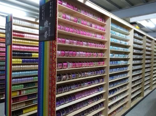 缎带王织带文化园区
