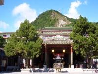 關仔嶺碧雲寺-三寶殿<br/> 攝影:王世傳