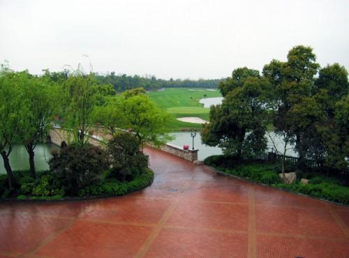 上海佘山國家旅遊度假區-佘山高爾夫球場