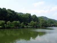 湖畔美景<br/> 攝影:余錫堅