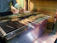現烤活蝦<br/> 攝影:徐世英