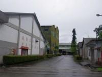 光復糖廠後方廠區<br/> 攝影:Eva隨手拍