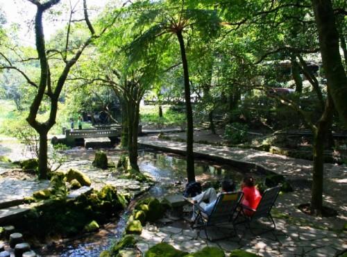 陽明山溫泉-前山公園-休憩好地方