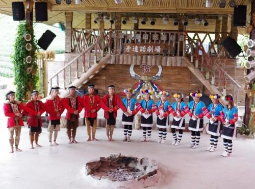 鄒族豐年祭