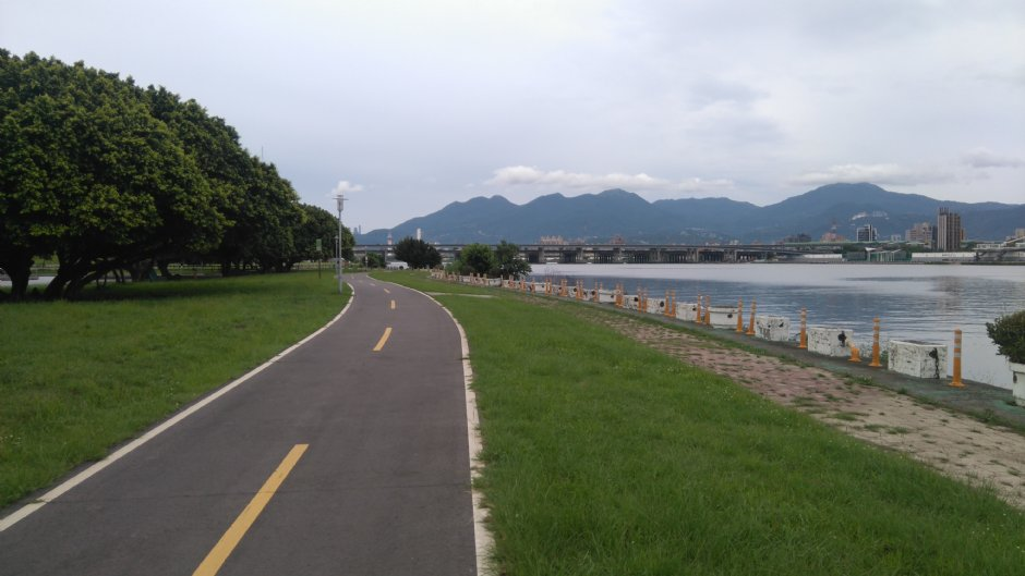 二重環狀自行車道-自行車道