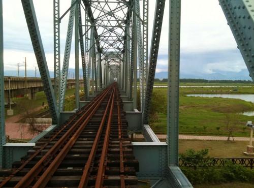 高屏舊鐵橋-舊鐵橋
