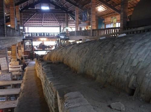 水里蛇窯陶藝文化園區-蛇窯主體