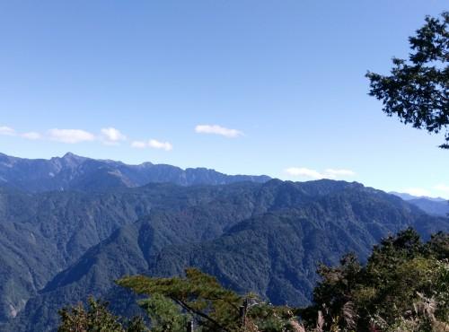 Alishan Forest Recreation Area-小笠原山觀景臺