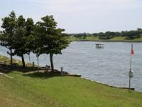 美麗河景<br/> 攝影:老山羊部落格