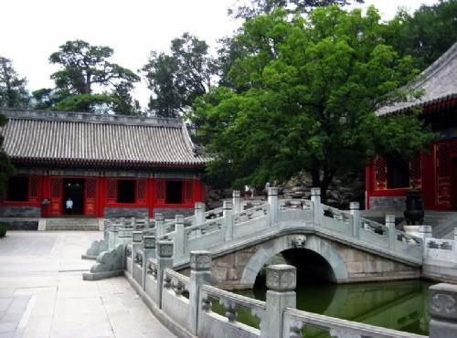 Xiangshan Park-royal garden