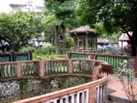 觀稼樓一江南庭園建築特色<br/> 攝影:老山羊部落格
