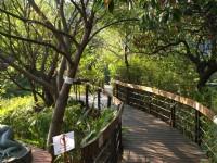 生態園區出口<br/> 攝影:簡時強