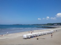 白沙灣海水浴場