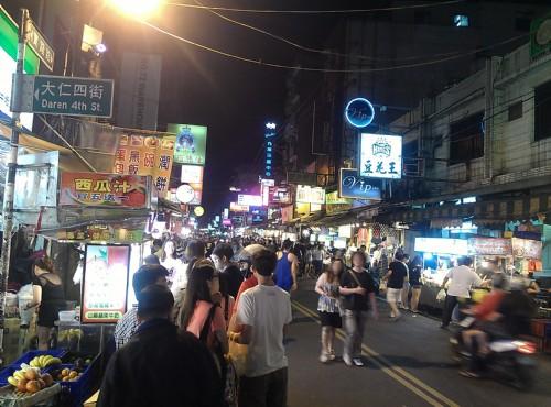 Chung Yuan Night Market-
