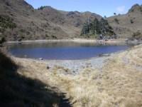 七彩湖美景<br/> 攝影:阿英的登山小站